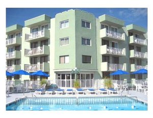 Diplomat Beach Club Suites Hotel Wildwood