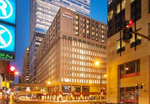 Exterior view - Residence Inn by Marriott Downtown Minneapolis