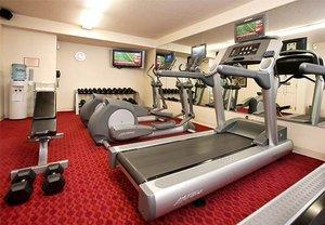 Fitness/ Exercise Room - Residence Inn by Marriott Downtown Minneapolis