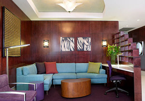 Lobby - SpringHill Suites by Marriott Airport Ridley Park