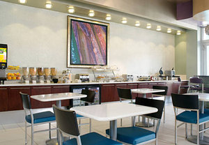 Restaurant - SpringHill Suites by Marriott Airport Ridley Park