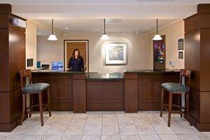 Lobby - Staybridge Suites City Center Indianapolis