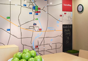Map - TownePlace Suites by Marriott West Dundee