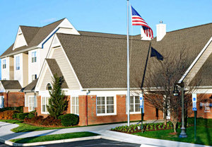 Exterior view - Residence Inn by Marriott Cranbury