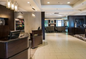 Lobby - Courtyard by Marriott Hotel Worcester