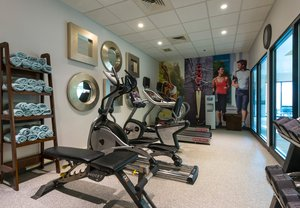 Fitness/ Exercise Room - Courtyard by Marriott Hotel Worcester