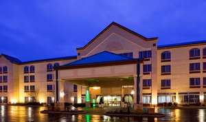 Exterior view - Holiday Inn Hotel & Suites Rothschild