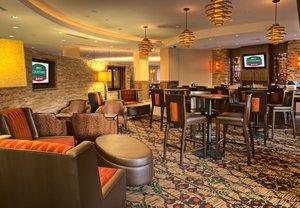 Bar - Courtyard by Marriott Hotel Houma