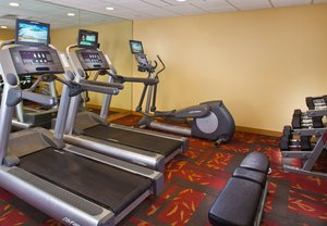 Fitness/ Exercise Room - Courtyard by Marriott Hotel Covington