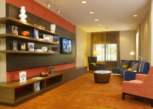 Lobby - Courtyard by Marriott Hotel Langhorne