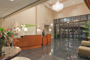 Lobby - Holiday Inn & Conference Center Carbondale