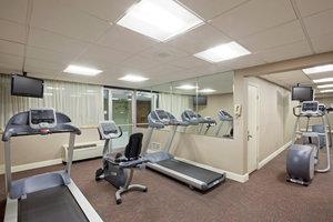 Fitness/ Exercise Room - Holiday Inn Hotel & Suites Marlborough