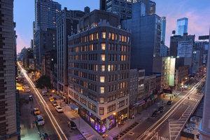 Exterior view - Flatiron Hotel New York