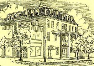 Exterior view - Chestnut Hill Hotel Philadelphia