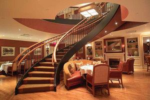 Lobby - Crowne Plaza Hotel Syracuse