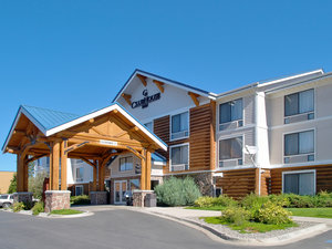 Exterior view - ClubHouse Inn West Yellowstone