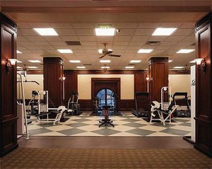 Fitness/ Exercise Room - Omni William Penn Hotel Downtown Pittsburgh