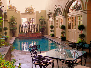 Pool - Bienville House Hotel New Orleans