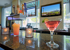 Bar - SpringHill Suites by Marriott Downtown Seattle