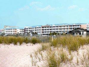 Exterior view - La Mer Beachfront Inn Cape May