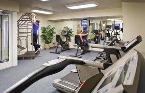 Fitness/ Exercise Room - La Mer Beachfront Inn Cape May