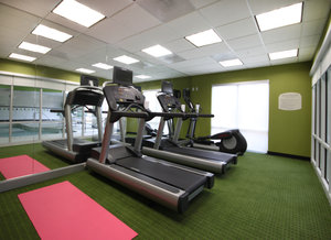Fitness/ Exercise Room - Fairfield Inn & Suites by Marriott Mahwah