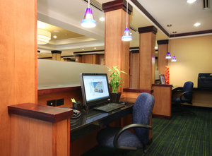 Conference Area - Fairfield Inn & Suites by Marriott Mahwah