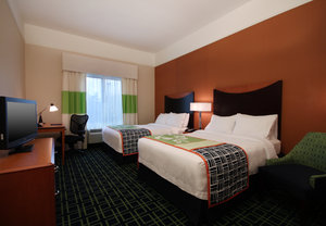 Room - Fairfield Inn & Suites by Marriott Mahwah