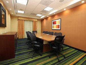 Meeting Facilities - Fairfield Inn & Suites by Marriott Mahwah