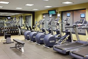 Fitness/ Exercise Room - DoubleTree by Hilton Hotel & Meeting Center Somerset