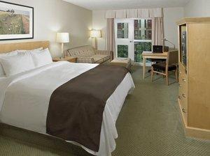 Room - Sandman Hotel Lethbridge