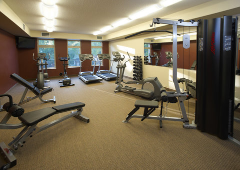 Edina Furnished Apartment Fitness Center