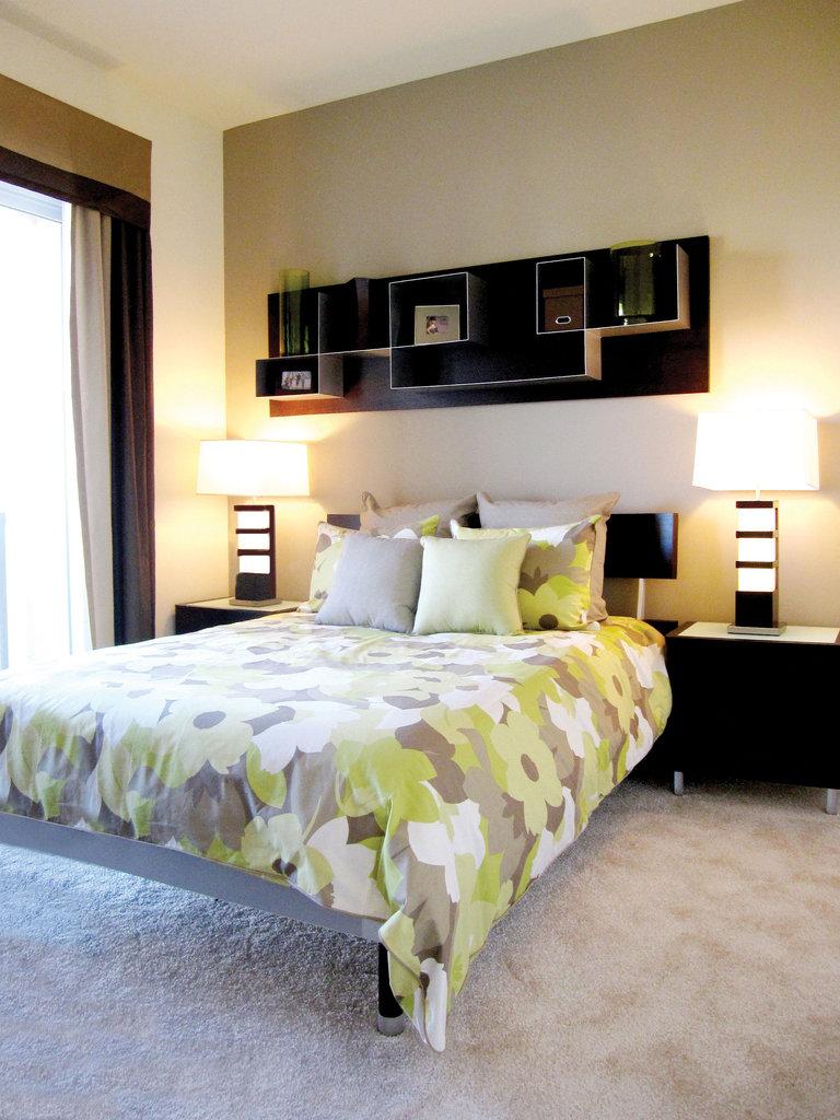 Norfolk Furnished Apartment Bedroom