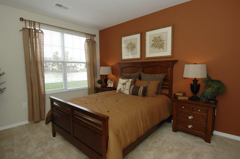 Hampton Furnished Apartment Bedroom