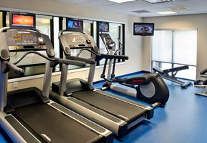 Fitness/ Exercise Room - SpringHill Suites by Marriott Andover