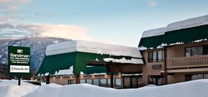 Exterior view - Sandman Inn Revelstoke