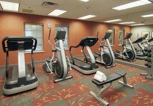 Fitness/ Exercise Room - Residence Inn by Marriott Princeton West Windsor