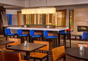 Restaurant - Courtyard by Marriott Hotel Andover