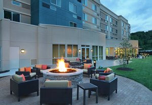 Exterior view - Courtyard by Marriott Hotel Coatesville