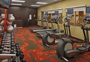 Fitness/ Exercise Room - Courtyard by Marriott Hotel Coatesville