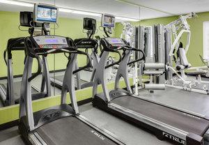 Fitness/ Exercise Room - Fairfield Inn by Marriott Manhattan