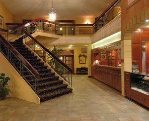 Lobby Hotel La Sagueneenne Chicoutimi