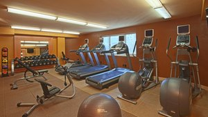 Fitness/ Exercise Room - DoubleTree Suites by Hilton Hotel Downtown Minneapolis