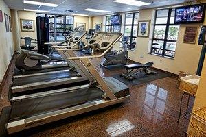Fitness/ Exercise Room - Westgate Palace Hotel Orlando