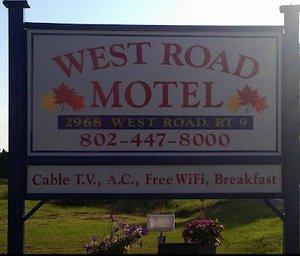 Exterior view - West Road Motel Bennington