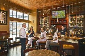 Bar - Fairfield Inn & Suites by Marriott Inner Harbor Baltimore