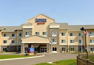 Exterior view - Fairfield Inn & Suites by Marriott Slippery Rock