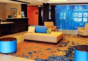 Lobby - Fairfield Inn & Suites by Marriott Slippery Rock