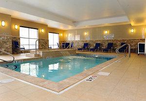 Fitness/ Exercise Room - Fairfield Inn & Suites by Marriott Slippery Rock
