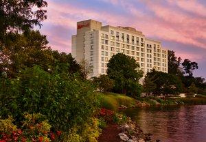 Exterior view - Marriott Washingtonian Hotel Gaithersburg
